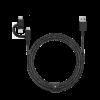 Кабель Native Union Belt Cable Universal Cosmos Black (2 m) (BELT-ULC-CS-BLK-NP)