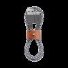 Кабель Native Union Belt Cable USB-A to USB-C Zebra (1.2 m) (BELT-AC-ZEB-NP)