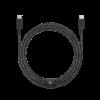 Кабель Native Union Belt Cable XL USB-C to Lightning Cosmos Black (3 m) (BELT-CL-CS-BK-3-NP)