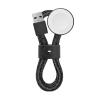 Кабель Native Union Belt Cable Watch Cosmos Black (1.2 m) (BELT-AW-CS-BLK-AP)