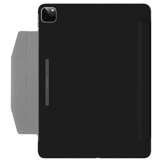"Чехол-книжка Macally Protective case and stand Black (BSTANDPRO5L-B) для iPad Pro 12,9"" (2021/2020)"