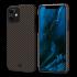 Чехол Pitaka MagEZ Black/Gold (Twill) для iPhone 12