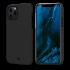 Чехол Pitaka MagEZ Black/Grey Plain (KI1202P) для iPhone 12 Pro
