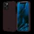 Чехол Pitaka MagEZ Black/Red Twill (KI1203P) для iPhone 12 Pro