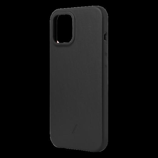 Чехол Native Union Clic Classic Case Black (CCLAS-BLK-NP20L) для iPhone 12 Pro Max