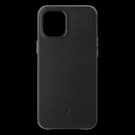 Чехол Native Union Clic Classic Case Black (CCLAS-BLK-NP20S) для iPhone 12 mini
