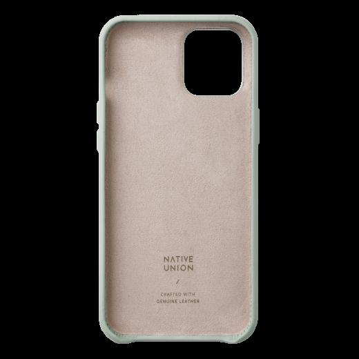 Чехол Native Union Clic Classic Case Sage (CCLAS-GRN-NP20S) для iPhone 12 mini