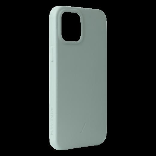 Чехол Native Union Clic Classic Case Sage (CCLAS-GRN-NP20L) для iPhone 12 Pro Max