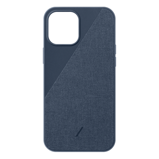 Чехол Native Union Clic Canvas Case Indigo (CCAV-IND-NP20S) для iPhone 12 mini