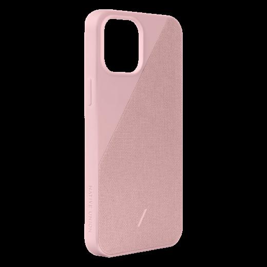 Чехол Native Union Clic Canvas Case Rose (CCAV-ROS-NP20S) для iPhone 12 mini