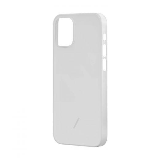 Чехол Native Union Clic Air Case Clear (CAIR-CLE-NP20M) для iPhone 12/12 Pro