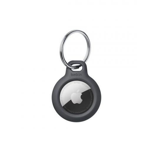 Брелок Belkin Secure Holder with Key Ring Black (HNPR2)