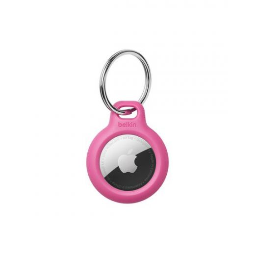 Брелок Belkin Secure Holder with Key Ring Pink (HNPT2)