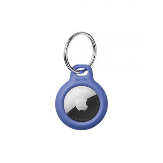 Брелок Belkin Secure Holder with Key Ring Blue (HNPU2)