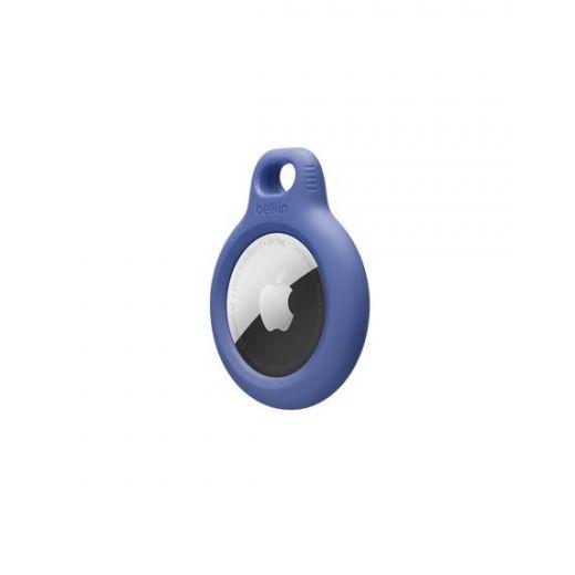 Брелок Belkin Secure Holder with Strap Blue (HNPY2)