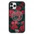Чехол Hustle Case Versace Black для iPhone 12 | 12 Pro