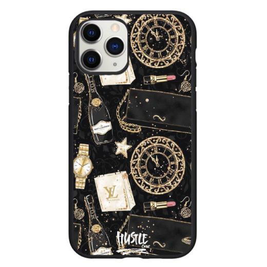 Чехол Hustle Case Woman look Black для iPhone 12 Pro Max