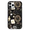 Чехол Hustle Case Woman look Black для iPhone 12 | 12 Pro