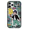 Чехол Hustle Case Monopoly Ice Cream Black для iPhone 12 Pro Max