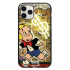Чехол Hustle Case Monopoly Richie Rich Gold Black для iPhone 12 | 12 Pro