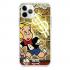 Прозрачный чехол Hustle Case Monopoly Richie Rich Gold Clear для iPhone 12 | 12 Pro