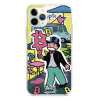 Прозрачный чехол Hustle Case Monopoly Ice Cream 2 Clear для iPhone 12 | 12 Pro