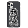 Чехол Hustle Case Monopoly Black & White Black для iPhone 12 Pro Max