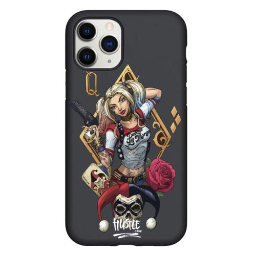 Чехол Hustle Case Harley Quinn Black для iPhone 12 Pro Max