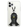 Прозрачный чехол Hustle Case Bucks Bunny Batman Clear для iPhone 12 Pro Max