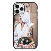 Чехол Hustle Case Girlfriend 1 Black для iPhone 12 | 12 Pro
