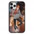 Чехол Hustle Case Girl New Year Black для iPhone 12 Pro Max