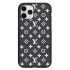 Чехол Hustle Case LV Black для iPhone 12   12 Pro
