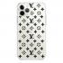 Прозрачный чехол Hustle Case LV Clear для iPhone 12 | 12 Pro