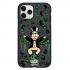 Чехол Hustle Case Monopoly Dollar Black для iPhone 12 Pro Max