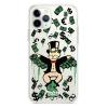 Прозрачный чехол Hustle Case Monopoly Dollar Clear для iPhone 12 Pro Max