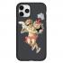 Чехол Hustle Case Angel Supreme Black для iPhone 12 Pro Max