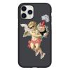 Чехол Hustle Case Angel Supreme Black для iPhone 12   12 Pro
