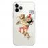 Прозрачный чехол Hustle Case Angel Supreme Clear для iPhone 12 Pro Max