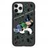 Чехол Hustle Case Monopoly Make Money Black для iPhone 12 Pro Max