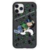 Чехол Hustle Case Monopoly Make Money Black для iPhone 12   12 Pro