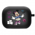 Силиконовый чехол Hustle Case NEW Minnie Black для AirPods Pro