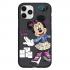 Чехол Hustle Case NEW Minnie Black для iPhone 12 | 12 Pro