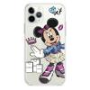 Прозрачный чехол Hustle Case NEW Minnie Clear для iPhone 12 Pro Max