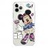 Прозрачный чехол Hustle Case NEW Minnie Clear для iPhone 12   12 Pro