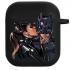 Силиконовый чехол Hustle Case Batman Love Black для AirPods 1 | 2