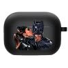 Силиконовый чехол Hustle Case Batman Love Black для AirPods Pro