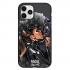 Чехол Hustle Case Batman Love Black для iPhone 12   12 Pro