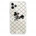 Прозрачный чехол Hustle Case Gucci Mickey Clear для iPhone 12 | 12 Pro