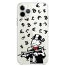 Прозрачный чехол Hustle Case Monopoly AK Clear для iPhone 12 Pro Max