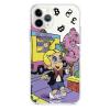 Прозрачный чехол Hustle Case Monopoly Richie Rich Ice Cream Clear для iPhone 12 Pro Max